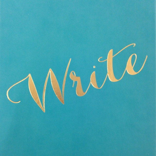 Writing journal from Target
